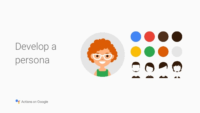 Google Assistant – personas