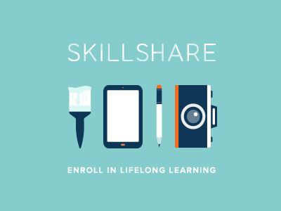 Skillshare på Please copy me